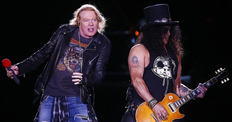 Guns N' Roses / ESTEBAN GARAY/EPA-EFE